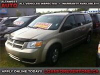 2008 Dodge Grand Caravan SE STOW N GO