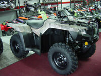 2015 Fourtrax $211 a month, BillsCycle HONDA SuperStore