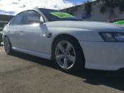 2004 Holden Commodore VZ SS White 4 SP AUTOMATIC Sedan Granville Parramatta Area Preview