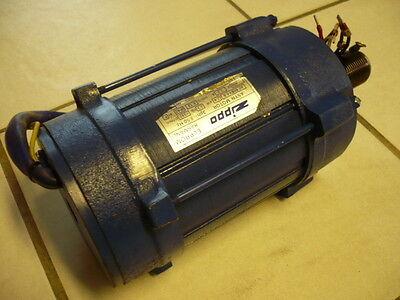 Motor Eléctrico Husillo de Accionamiento Control G + A Lado Zippo 1730...