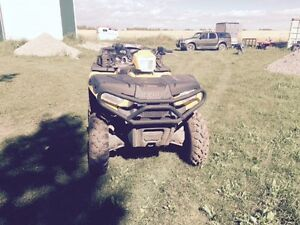 For Sale ATV and Trailer