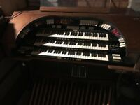 Three Manual Conn Theatre organ ideal Hauptwerk conversion FREE !