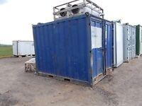 10Ft Steel Workshop Container