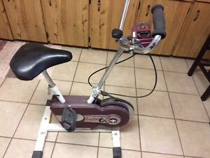 USED  Exercise  Bike  $45   Small Area required to use