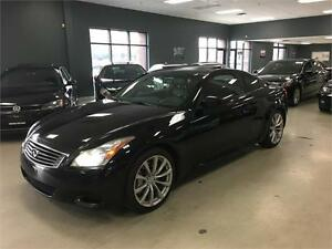2009 INFINITI G37 Coupe Sport*6-SPEED MANUAL*NO ACCIDENTS*