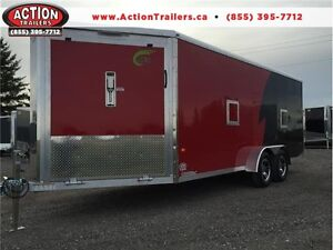 NO BULL PRICING - SNOWMOBILE TRAILER DISCOUNTS - ALL SIZES London Ontario image 1