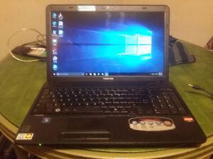 Toshiba C655 - 3GB Ram- Mint-Windows 10