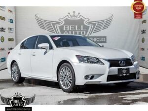 2014 Lexus GS 350 LUXURY PKG, NAVIGATION, SUNROOF, LEATHER, BACK