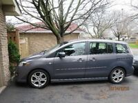 2009 Mazda5 van station wagon - Toyota Matrix Honda Civic