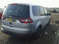 2009 ford galaxy parts breaking bcg bcgb