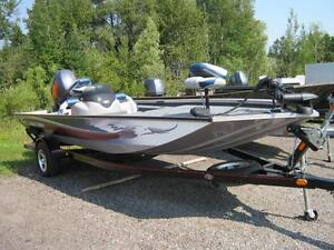$171.45 Bi-weekly! 19ft G3 EAGLE TALON + 150HP YAMAHA 4-STROKE!