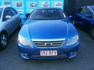 2007 Ford Fairmont BF Mk II Ghia Blue 6 Speed Sports Automatic Sedan Stafford Brisbane North West Preview