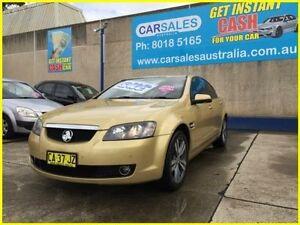 2007 Holden Commodore VE V Gold 4 Speed Automatic Sedan Kogarah Rockdale Area Preview