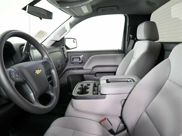 2018 Chevrolet Silverado 1500 Regular Cab Work Truck RWD ...