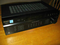 Sony Stereo Amplifier