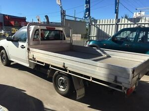 2005 Holden Rodeo RA DX White 5 Speed Manual Cab Chassis Clontarf Redcliffe Area Preview