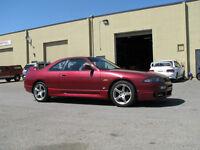 1993 Nissan Skyline R33 RB25