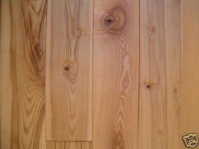 Massivholzdielen Esche Dielen massiv 20x120 mm fertig geölt geschliffen Rustikal ()