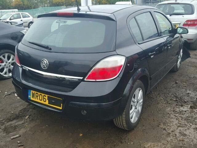 Vauxhall Astra O/S Rear Light (2006)