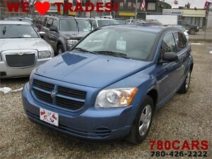2007 Dodge Caliber - 4 CYLINDER - ONLY 144KMS - WE DO TRADES