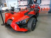 POLARIS SLINGSHOT SL USAGE