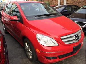 2007 Mercedes B 200 Turbo-EASY LOW PAYMENTS-CERTIFIED