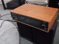 SONY ST-70 FM-AM VINTAGE STEREO TUNER