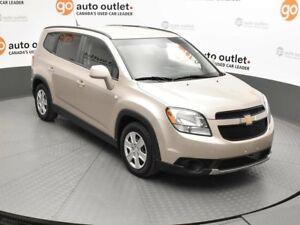 2012 Chevrolet Orlando 1LT Front-wheel Drive
