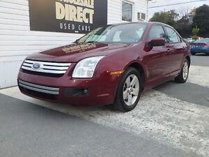 2007 Ford Fusion SEDAN SE 2.3 L