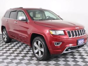 2015 Jeep Grand Cherokee HEMI, NAVIGATION, PANORAMIC SUNROOF, RE