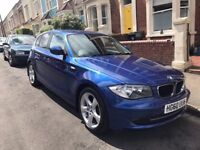 LOW MILEAGE BMW 1 Series, 2.0 116i, Petrol, 2010, ONLY 35K MILES, Comes With Warranty, 2 Lady Owners