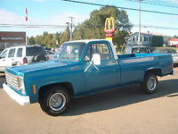 REDUCED TRADES OK 1976 CHEVROLET C10 TRUCK