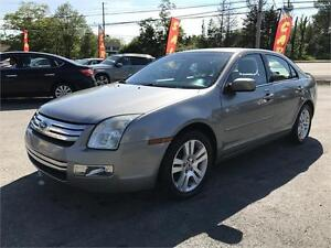 2008 Ford Fusion SEL LOADED , LEATHER , ALLOYS, 2 SETS OF TIRES
