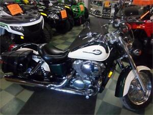 98 HONDA SHADOW ACE 750 CERTIFIED!! NOW $3100!!