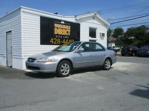 2000 Honda Accord SEDAN SPECIAL EDITION 2.3 L