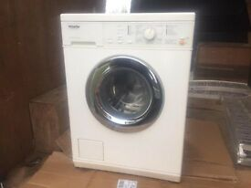 Looks Brand New Miele Washing Machine That Would Have Been £1000 Only £165 - Superb Condition