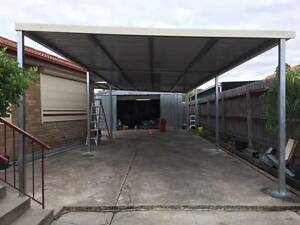 new  flat carport 4 x 9 $ 2550 Thomastown Whittlesea Area Preview