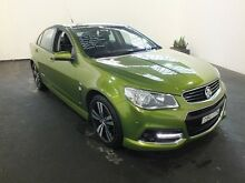 2015 Holden Commodore VF MY15 SV6 Storm Green 6 Speed Automatic Sedan Clemton Park Canterbury Area Preview