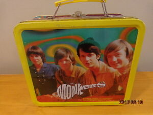 THE MONKEES Lunchbox