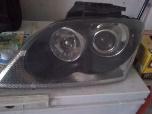 2005 Chrysler pacifica Parts