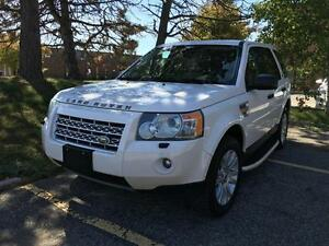 2008 Land Rover LR2 SE, NAVIGATION, CERTIFIED
