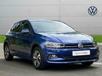 2020 Volkswagen Polo 1.0 Evo 80 Match 5Dr Hatchback Petrol Manual