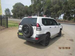 2006 Toyota LandCruiser Wagon Yarrawonga Moira Area Preview