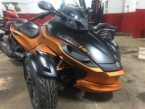 2013 Can Am Spyder RS-S SM5