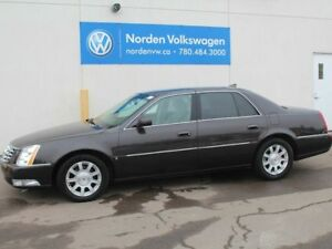 2009 Cadillac DTS DTS - V8 ENGINE - HEATED LEATHER SEATS - EXCEL