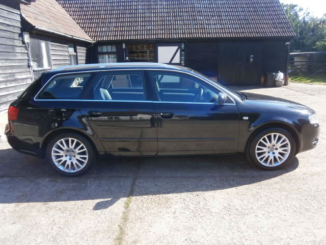 06 AUDI A4 AVANT 2.0TDI TURBO DIESEL SE ESTATE/TOURING 90K FSH ALL MAIN DEALER
