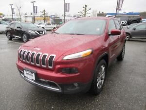 2017 Jeep Cherokee Limited <B>*Technology Group*PANO SUNROOF*...