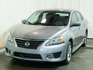2014 Nissan Sentra 1.8 SR Sedan w/ Bluetooth, Alloys, Keyless En
