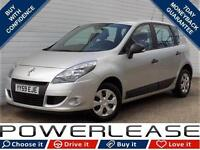 2009 59 RENAULT SCENIC 1.6 EXTREME VVT 5D 109 BHP