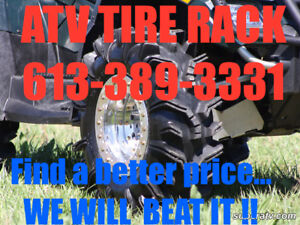 SuperATV TERMINATOR Tires -  CANADA - ATV TIRE RACK